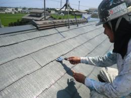 屋根の塗り替え目安