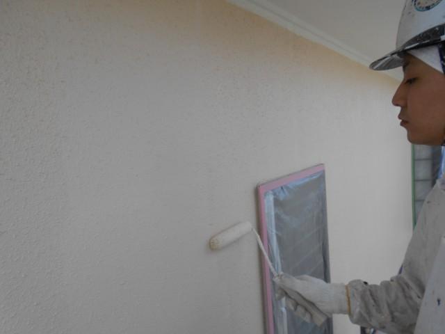 17外壁下塗り