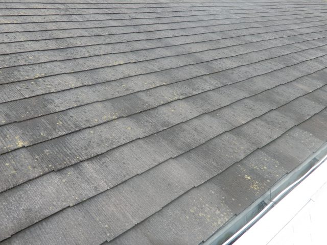 藤枝市の屋根カバー工法