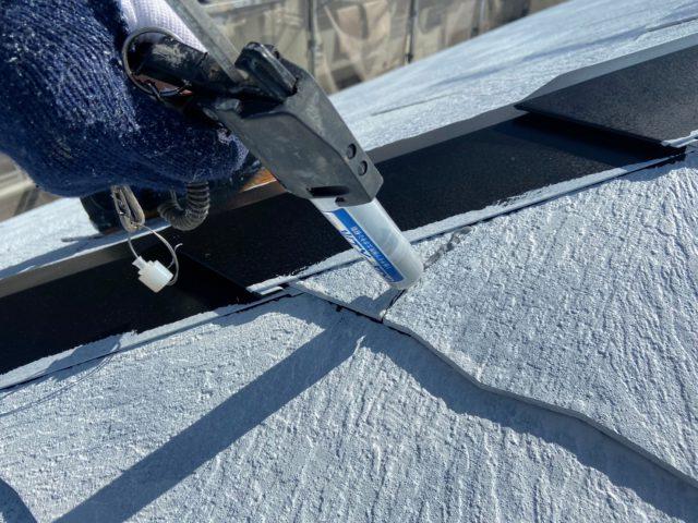 藤枝市の屋根塗装